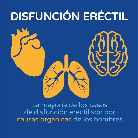 Disfunción eréctil causas gráfico Boston Medical Group España