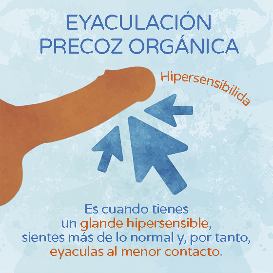 Eyaculación Precoz Orgánica Boston Medical Group España