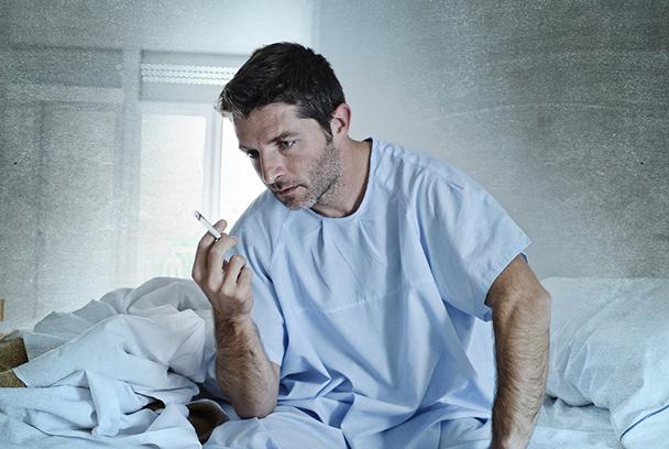 problemas de erección y el tabaco