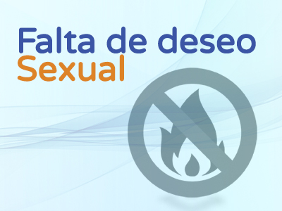 Falta de deseo sexual en el hombre o falta de apetito sexual